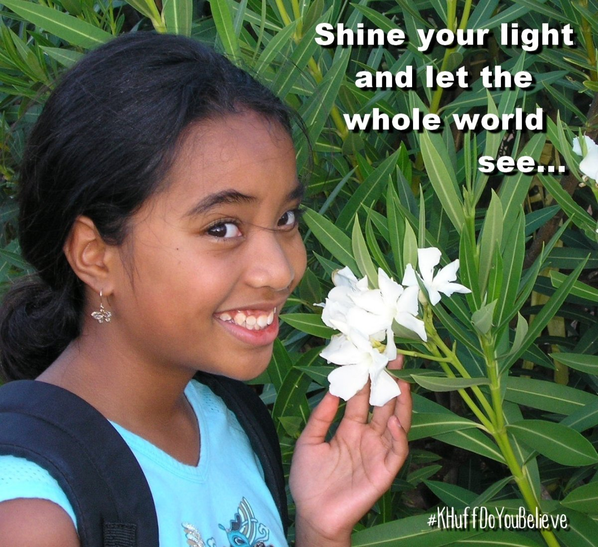 Shine His Light