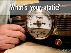 What's Your Static